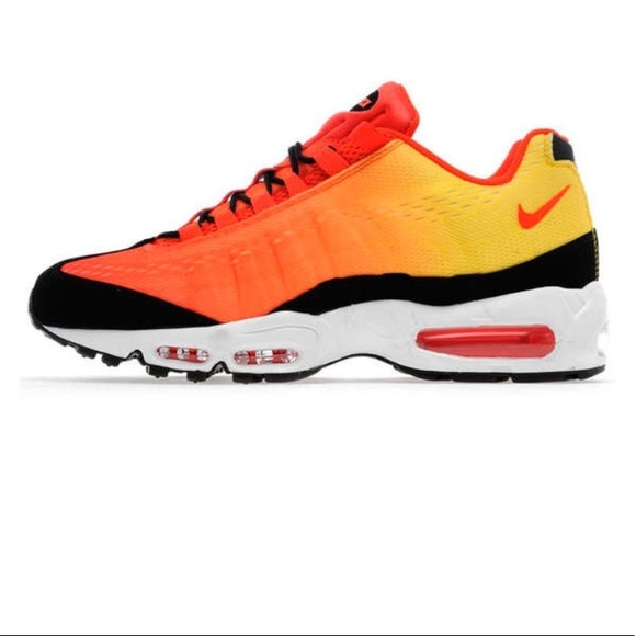 timeless design 6d93f bd47f ... new zealand mens nike air max 95 sunset pack 4f020 ac31b